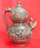 Copper Teapots