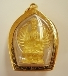 Gold Thousand Hand Buddha Pendants