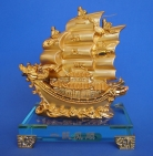 Dragon Sailing Boat Carrying Wealth