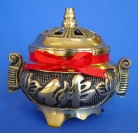 Brass Incense Burner for Cone Incenses