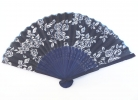 Japanese Style Cloth Hand Fan