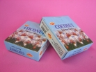 2 Boxes of Sac Coconut Incense Cones