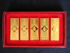 Box of Golden Bars