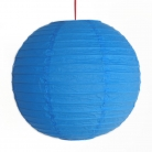 2 of Blue Paper Lanterns