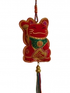 New Year Decoration Charm - Lucky Cat