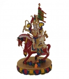 Bejeweled King Gesar of Ling