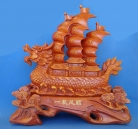 Dragon Wealth Boat
