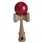 Red Metallic Kendama