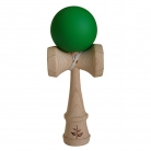 Green Rubberized Kendama