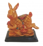 Chinese Zodiac Rabbit Statue