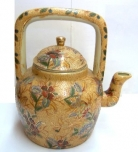 Decorated Teapots